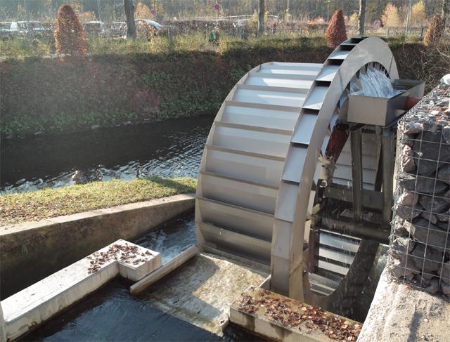 Bega Menden ihr neues wasserrad bega wasserkraft